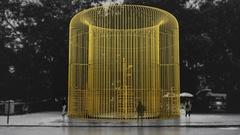 Ai Weiwei érigera d'immenses clôtures au cœur de New York