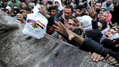 Des couloirs humanitaires pour aider les civils à fuir à Alep-Est