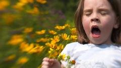 Le pollen, les allergies et… les nuages