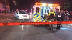 Un homme poignardé au centre-ville de Montréal
