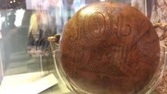 Redécouverte d'un artéfact appartenant à un grand chef micmac dans les années 1600