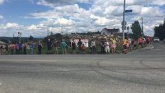 Station-service à Ascot:les citoyens veulent plus d'écoute de la part des élus
