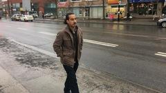 Rencontre avec un demandeur d'asile qui a traversé la frontière canadienne à pied