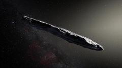 Un astéroïde pas comme les autres