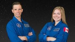 Un astronaute canadien qui veut avoir un impact sur Terre