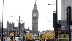 Cinq attentats terroristes récents à Londres