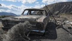 Les feux de forêt ont déjà coûté 500000$ en réclamations à ICBC