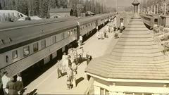 Les terrains ferroviaires historiques de Banff devraient être transformés en centre de transport