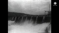 Le grand projet de nationalisation de l'électricité de1962