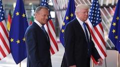 L'UE et les États-Unis s'entendent pour accroître leur coopération commerciale