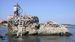 L'étonnant secret du ciment romain