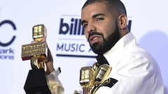 Billboard : Drake rafle 13 prix