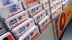 Loto-Québec cherche en Outaouais le gagnant d'un lot de 12,37 M$