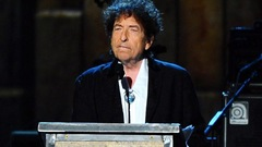 Trois mois plus tard, Bob Dylan recevra enfin son prix Nobel à Stockholm