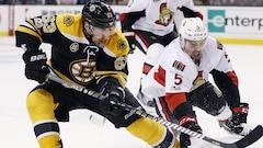 Sénateurs 3 - Bruins 2 (prol.) : les faits saillants