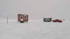 North Bay:Le propriétaire de IceHutRentals.ca confirme la saisie de cabanes à pêche