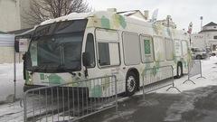 Une caisse mobile Desjardins va desservir le Bas-Saint-Laurent et la Gaspésie