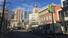 Coups de feu au centre-ville de Calgary