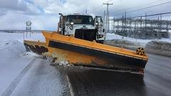 Une nouvelle technologie pour plus de sécurité sur les routes en hiver