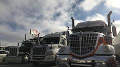Camionneurs:la délinquance pour conserver son emploi