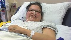 Entrée à l'hôpital avec un mal de gorge, elle en sort amputée d'un bras et des deux jambes