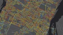 Quel est l'état des routes à Montréal?