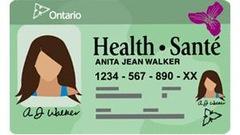 Les Ontariens pourraient bientôt renouveler leur carte santé sur Internet
