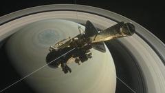 La sonde Cassini a transmis son dernier message à la Terre