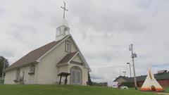 La chapelle de Wôlinak transformée en musée