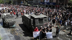 Nouvelles manifestations et appel à la grève générale au Chili