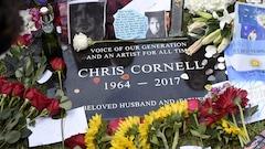 Musiciens de renom et célébrités ont salué la mémoire de Chris Cornell