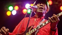 Le dernier album studio de Chuck Berry paraîtra en juin