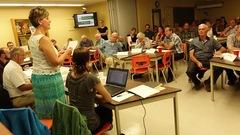 Consultations sur la politique alimentaire canadienne: l'éducation au coeur des préoccupations à Coaticook