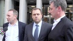 Un policier de Hamilton accusé de trafic de cocaïne et d'armes