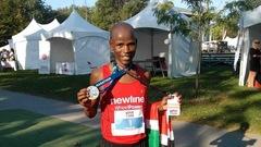 Le Kenyan Daniel Gekara remporte le demi-marathon de Montréal