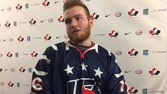 Défaite du Canada en prolongation contre les É.-U. au Défi mondial de hockey sur luge