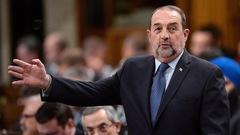 Denis Lebel sera nommé PDG du Conseil de l'industrie forestière du Québec