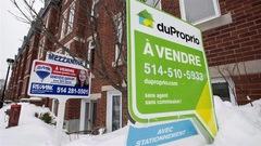 Le Québec ne redoute pas une bulle immobilière