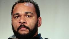 Dieudonné condamné à deux mois de prison en Belgique