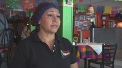 De loin ou de près, des gens de la région ébranlés par le séisme au Mexique