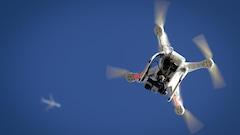 Foremost, seul lieu au Canada où les drones peuvent voler haut et loin