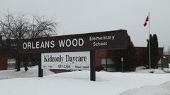 Un garçon de 8ans meurt à la suite d'un incident dans une école d'Ottawa