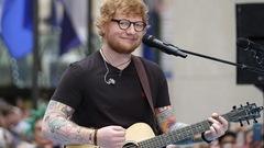 Ed Sheeran et Kate Tempest en lice pour le prix britannique Mercury