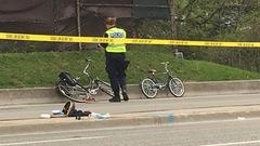 La sécurité d'une piste cyclable remise en question après la mort d'un enfant