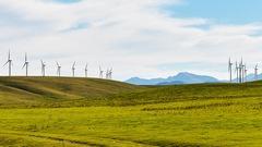 Ruée vers l'énergie renouvelable en Alberta