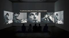 Un avant-goût de l'exposition sur Leonard Cohen au Musée d'art contemporain