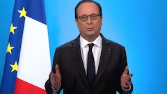 Hollande ne sera pas candidat à la présidentielle française