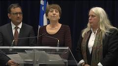 Françoise David quitte la vie politique, mais ne baisse pas les bras