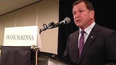 Frank McKenna à la tête de l'équipe qui trouvera le nouveau commissaire de la GRC