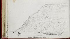 Il y a 175 ans, en Gaspésie, William Logan entreprenait d'explorer la géologie du Canada